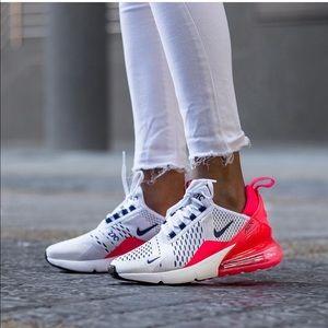 4d492c047 Nike Shoes - NIB NIKE AIR MAX 270 9.5 ULTRAMARINE SOLAR RED